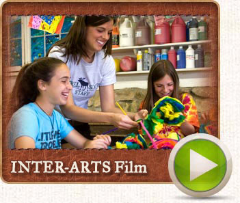 Summer Camp Arts and Crafts Video