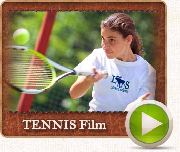 Summer Camp Tennis Video