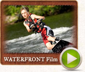 Summer Camp Water Activities Video