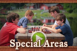 Summer Camp Special Areas Video
