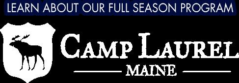 Camp Laurel summer camp in Maine
