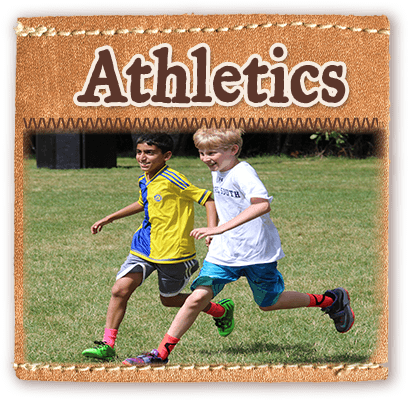 Athletics at Camp Laurel South in Maine