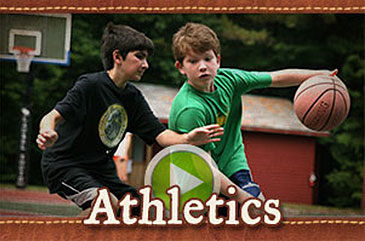 Athletics and sports video for Camp Laurel South