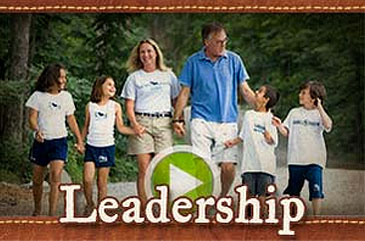 Camp Laurel South Directors and leadership video