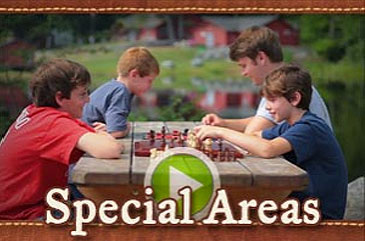 Special Area activities video for Camp Laurel South in Maine
