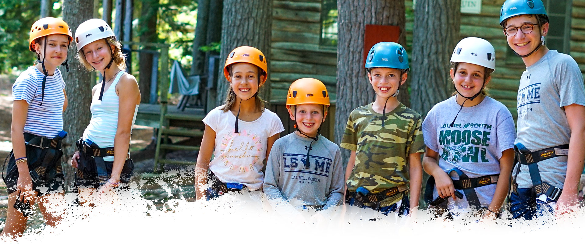 Apply for Camp Laurel South in Maine