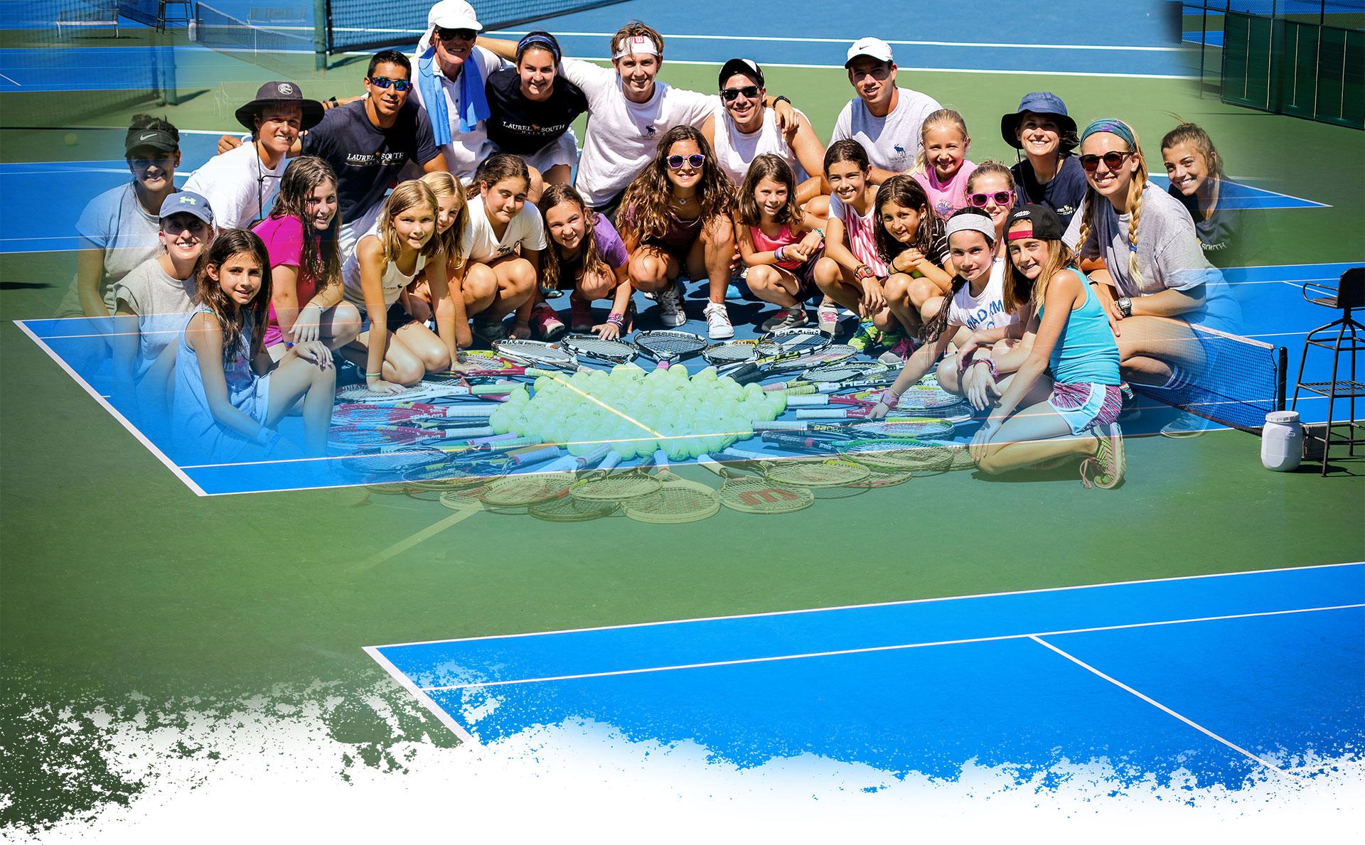 Best summer camp Tennis program
