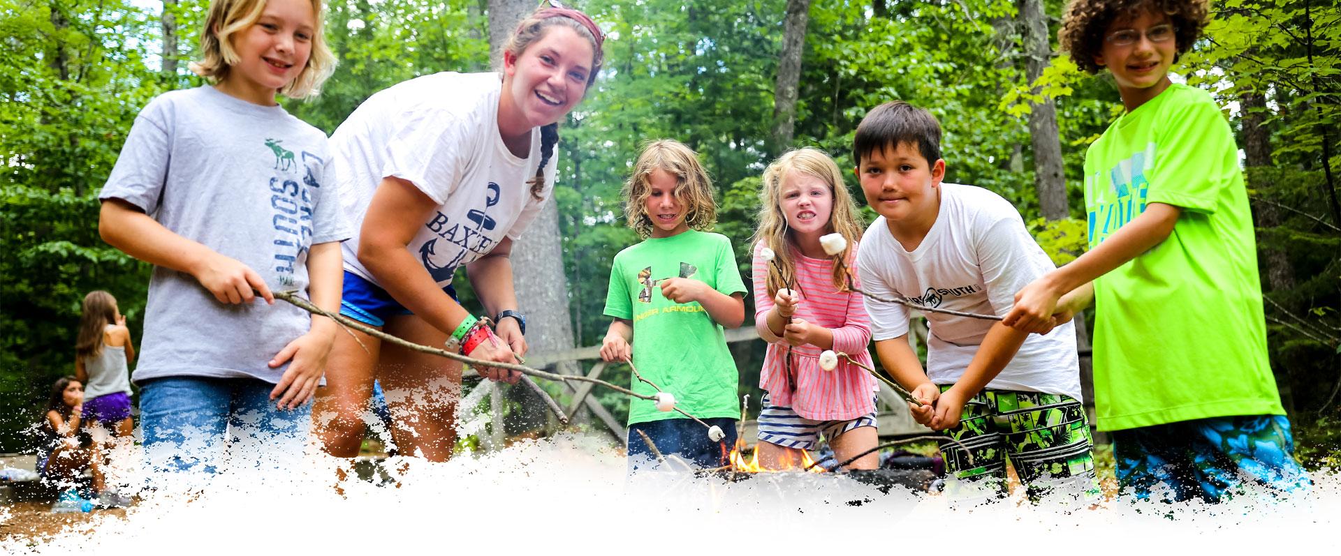 Camp Laurel South Staff